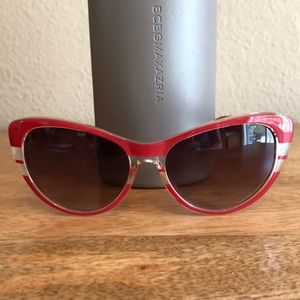 BCBG Red Sunglasses